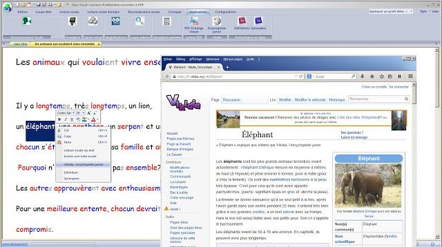 accès page vikipédia